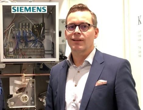 Janne Öhman, Siemens