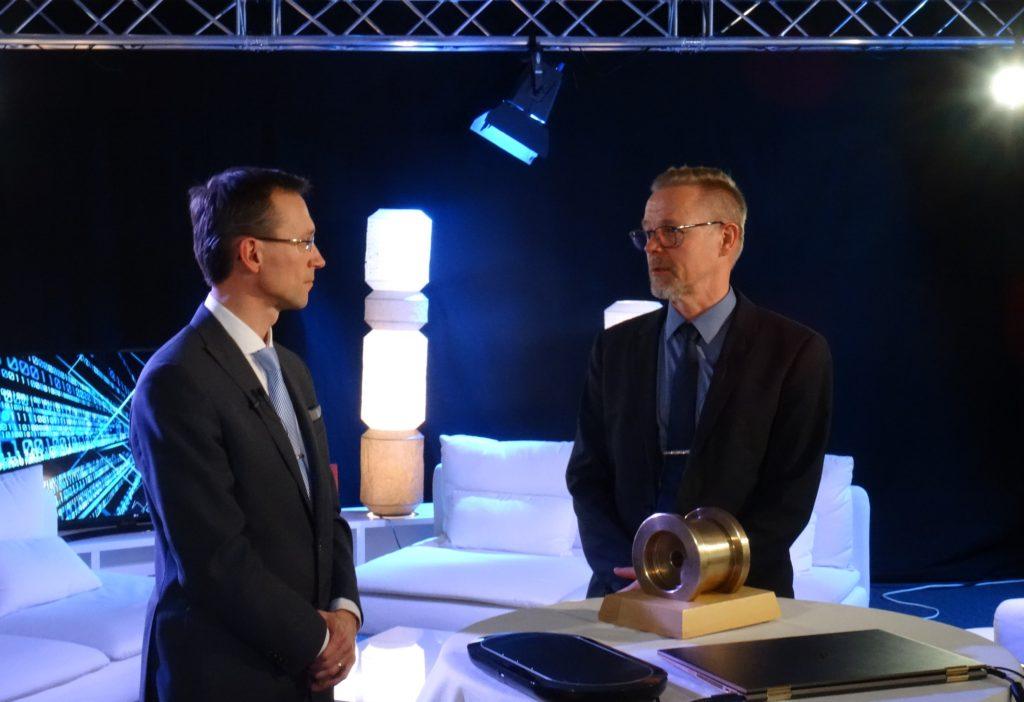 Harri Kulmala, DIMECC Prize, Antti Haapalinna