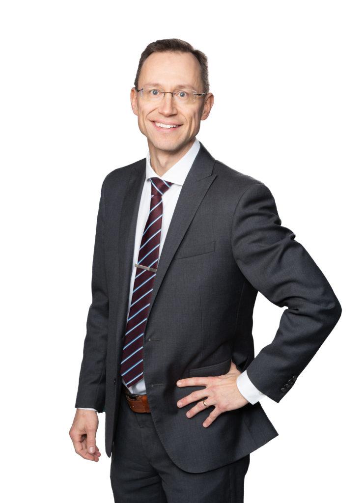 CEO Harri Kulmala